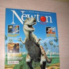 Coleccionismo de Revistas y Periódicos: REVISTA NEWTON Nº 14 JUNIO 1999 DINOSAURIOS ALTAMIRA. Lote 61653484