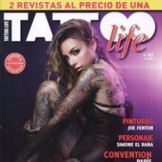 Coleccionismo de Revistas y Periódicos: TATTOO LIFE N. 82 (NUEVA). Lote 61661180