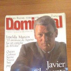 Coleccionismo de Revistas y Periódicos: REVISTA DOMINICAL -- DOMINGO 9 DE JUNIO 1996-- Nº 116-. Lote 61752464