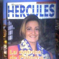 Coleccionismo de Revistas y Periódicos: FUTBOL Nº 1 HERCULES DE ALICANTE MAGAZINE HERCULES 1991 MUCHA INFORMACION ANTIGUA DEL CLUB. Lote 23916276