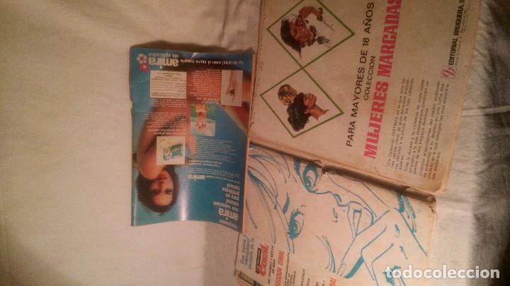 Coleccionismo de Revistas y Periódicos: 3 ANTIGUAS REVISTAS FOTONOVELAS CORIN TELLADO Y CORAL - Foto 5 - 62014376