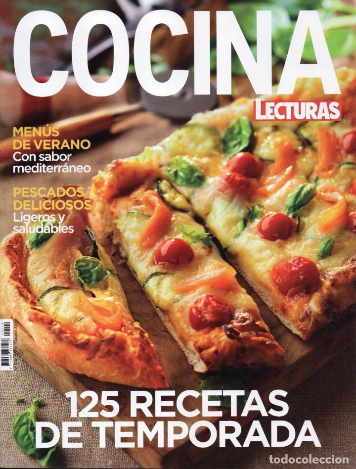 Bonito lecturas revista recetas de cocina im genes - Revista cocina facil lecturas ...