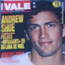 Coleccionismo de Revistas y Periódicos: NUEVO VALE ANDREW SHUE MELROSE PLACE JOHNNY DEEP TAKE THAT 1994. Lote 62153380