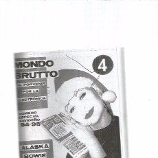 Coleccionismo de Revistas y Periódicos: MONDO BRUTTO 4. Lote 68922778