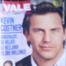 Coleccionismo de Revistas y Periódicos: MECANO TAKE THAT ALEJANDRO SANZ PATRICK SWAYZE KEVIN COSTNER 1994. Lote 62215376