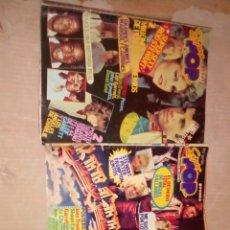 Coleccionismo de Revistas y Periódicos: 3 REVISTAS SÚPER POP N'24-27-31 INCOMPLETAS, LEER DESCRIPCIÓN.. Lote 62234823