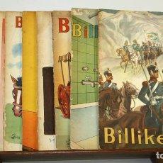 Coleccionismo de Revistas y Periódicos: 8024 - LA REVISTA DE LOS NIÑOS. BILLIKEN. 8 EJEM(VER DESCRIP). EDIT. ATLÁNTIDA. 1935/1948.. Lote 62236600