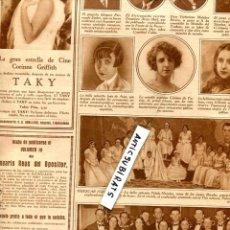 Coleccionismo de Revistas y Periódicos: REVISTA AÑO 1930 JUEGOS FLORALES EN HUESCAR GRANADA.SAN FRANCISCO DE BORJA EN GANDIA UZCUDUN. Lote 62529472