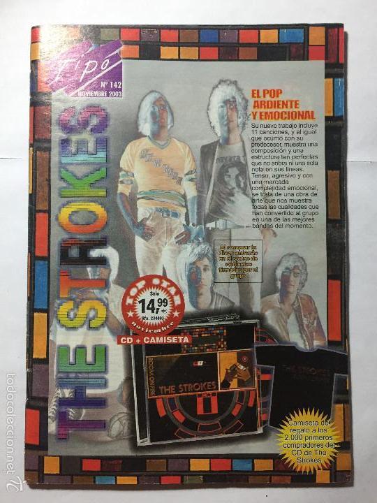 REVISTA CATALOGO TIENDAS TIPO - NUMERO 142 - SEPTIEMBRE 2003 (Coleccionismo - Revistas y Periódicos Modernos (a partir de 1.940) - Otros)
