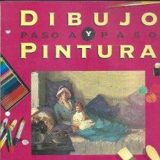 Coleccionismo de Revistas y Periódicos: DIBUJO Y DIBUJO - PASO A PASA Nº 2 - ORBIS - FABBRI - SEGUNDA MANO. Lote 62805904