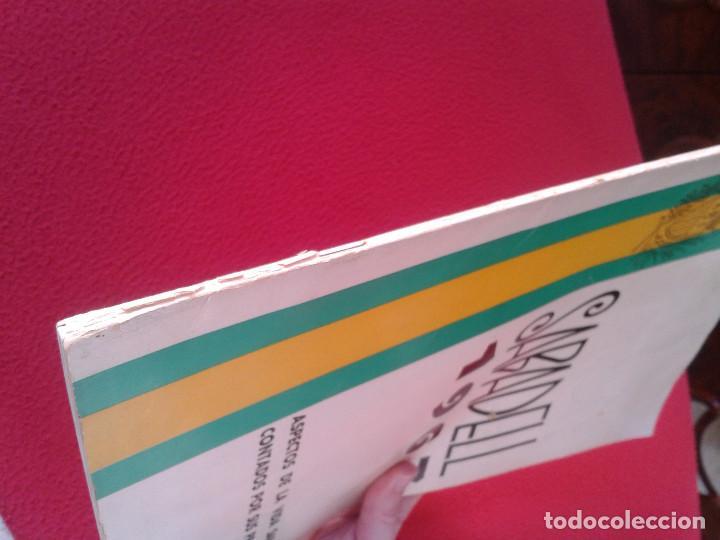 Coleccionismo de Revistas y Periódicos: INTERESANTE Y ESCASO LIBRO GUIA SABADELL 1967 ASPECTOS DE LA VIDA SABADELLENSE. FRANCO. IDEAL COLECC - Foto 10 - 63120328