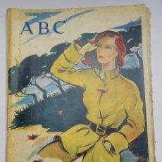 Coleccionismo de Revistas y Periódicos: PERIODICO ABC. 2 PESETAS. AÑOS 50. TDKR24. Lote 63180932