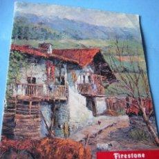 Coleccionismo de Revistas y Periódicos: REVISTA FIRESTONE Nº240. OCTUBRE 1969. TORRE DEL JARAMA. EVITAR CONTAMINACIÓN DE AGUAS. Lote 63363576