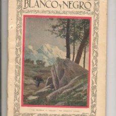 Coleccionismo de Revistas y Periódicos: BLANCO Y NEGRO. Nº 1922. MADRID, 18 MARZO 1928. (Z/9). Lote 159515736