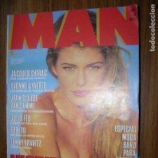Coleccionismo de Revistas y Periódicos: REVISTA MAN Nº68 AÑO 1993 INGRID,ELISABETH BONACHE,. Lote 63558312