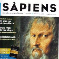 Coleccionismo de Revistas y Periódicos: REVISTA SAPIENS Nº 14 DESEMBRE 2003. Lote 63635639