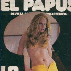Coleccionismo de Revistas y Periódicos: EL PAPUS. REVISTA DE HUMOR NMERO 072. LA CIA . Lote 55642939