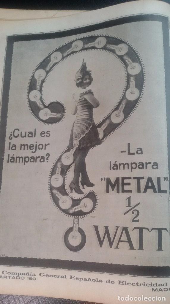 Coleccionismo de Revistas y Periódicos: LOTE DE 4 MUNDO GRÁFICO EN BUEN ESTADO ver fotos - Foto 6 - 63705735