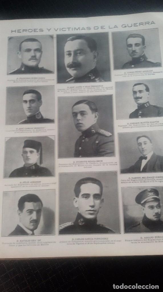 Coleccionismo de Revistas y Periódicos: LOTE DE 4 MUNDO GRÁFICO EN BUEN ESTADO ver fotos - Foto 7 - 63705735