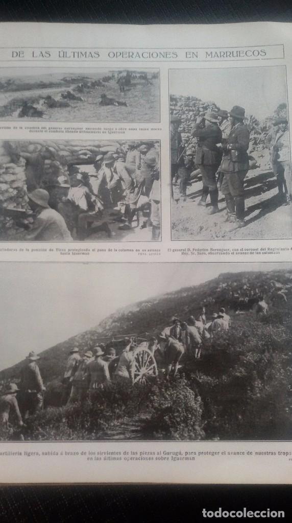 Coleccionismo de Revistas y Periódicos: LOTE DE 4 MUNDO GRÁFICO EN BUEN ESTADO ver fotos - Foto 8 - 63705735
