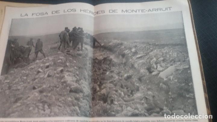 Coleccionismo de Revistas y Periódicos: LOTE DE 4 MUNDO GRÁFICO EN BUEN ESTADO ver fotos - Foto 9 - 63705735