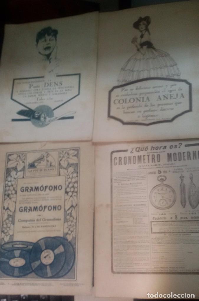 Coleccionismo de Revistas y Periódicos: LOTE DE 4 MUNDO GRÁFICO EN BUEN ESTADO ver fotos - Foto 13 - 63705735
