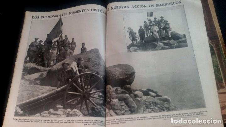 Coleccionismo de Revistas y Periódicos: LOTE DE 4 MUNDO GRÁFICO EN BUEN ESTADO ver fotos - Foto 17 - 63705735