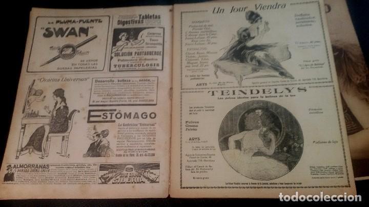 Coleccionismo de Revistas y Periódicos: LOTE DE 4 MUNDO GRÁFICO EN BUEN ESTADO ver fotos - Foto 18 - 63705735