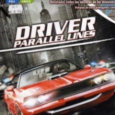 Coleccionismo de Revistas y Periódicos: REVISTA DRIVER PARALLEL LINES, PRIMA GAMES PARA PS2 Y XBOX. Lote 191967666