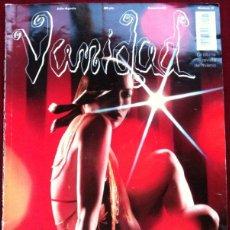 Coleccionismo de Revistas y Periódicos: VANIDAD Nº 47 . JULIO 1998 . JENNIFER LOPEZ .ESPECIAL MUSICA LATINA , ROCK LATINO , FLAMENQUITO. Lote 31784585