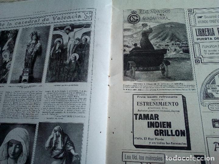 Coleccionismo de Revistas y Periódicos: LA ESFERA Nº275 AÑO 1919 MUSEO DE CADIZ-RELOJES ICONOGRAFICOS-CAPILLA VELEZ MURCIA-MISTINGUETT - Foto 11 - 63891199