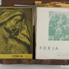 Coleccionismo de Revistas y Periódicos: 4750- FORJA. REVISTA RELIGIOSA. 37 NUMEROS. EDIT. R.F.R. VV.AA. AÑOS 60.. Lote 43747271