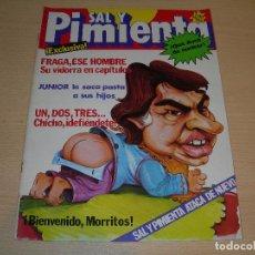 Coleccionismo de Revistas y Periódicos: REVISTA SAL Y PIMIENTA Nº166 DICIEMBRE 1982 ENVIO GRATUITO. Lote 64120243