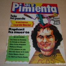 Coleccionismo de Revistas y Periódicos: REVISTA SAL Y PIMIENTA Nº41 JULIO 1980 ENVIO GRATUITO. Lote 64120735
