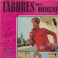 Coleccionismo de Revistas y Periódicos: LABORES DEL HOGAR - Nº 114 - NOVIEMBRE 1967. Lote 64161443