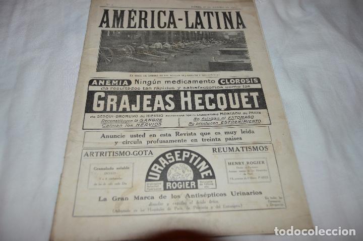 LOTE 3 REVISTAS ANTIGUAS (Coleccionismo - Revistas y Periódicos Modernos (a partir de 1.940) - Otros)