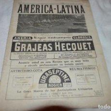 Coleccionismo de Revistas y Periódicos: LOTE 3 REVISTAS ANTIGUAS. Lote 64210011