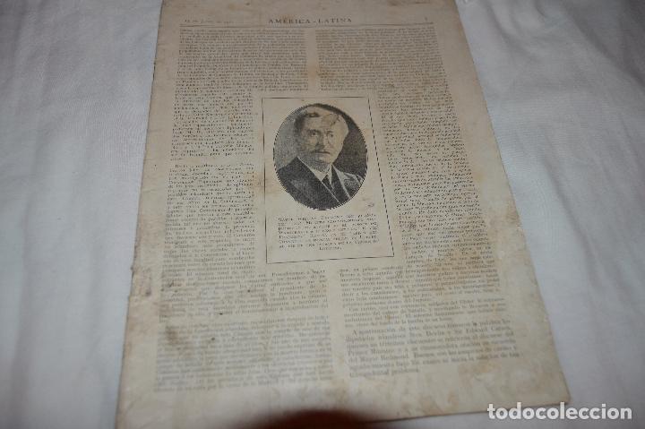 Coleccionismo de Revistas y Periódicos: Lote 3 revistas antiguas - Foto 2 - 64210011