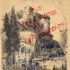 Coleccionismo de Revistas y Periódicos: TARRASA 1884 ILUSTRACION HOJA REVISTA. Lote 64362995