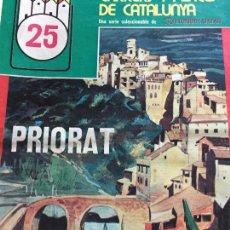 Coleccionismo de Revistas y Periódicos: CARRERS I PLACES COLECCIONABLE Nº25 1975 PRIORAT FALSET-SIURANA-SECRETS D'UNS VINS Q ARRIBEN A 25 º. Lote 172914172