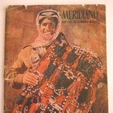 Coleccionismo de Revistas y Periódicos: MERIDIANO - MARZO 1948. Lote 64382607