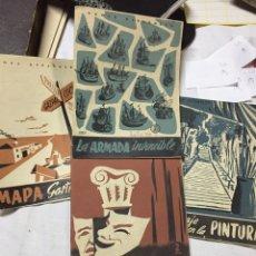 Coleccionismo de Revistas y Periódicos: LOTE CUATRO REVISTAS TEMAS ESPAÑOLES. Lote 64437871