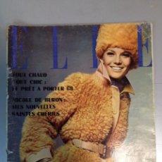 Coleccionismo de Revistas y Periódicos: REVISTA ELLE 1967 EN FRANCES. Lote 64496911