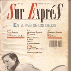 Coleccionismo de Revistas y Periódicos: SUR EXPRÉS, REVISTA MOVIDA MADRILEÑA POSMODERNA, Nº 3, 1987. Lote 64520547