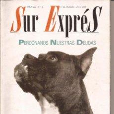 Coleccionismo de Revistas y Periódicos: SUR EXPRÉS, REVISTA MOVIDA MADRILEÑA POSMODERNA, Nº 6, 1988. Lote 64520591
