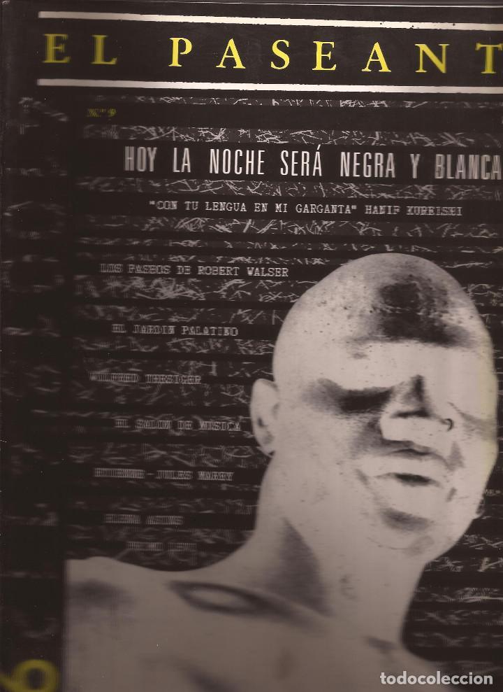 EL PASEANTE, REVISTA, Nº 9, 1988 (Coleccionismo - Revistas y Periódicos Modernos (a partir de 1.940) - Otros)