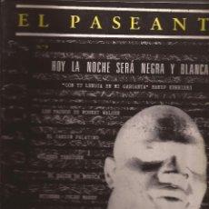 Coleccionismo de Revistas y Periódicos: EL PASEANTE, REVISTA, Nº 9, 1988. Lote 64520807