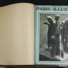 Coleccionismo de Revistas y Periódicos: 8133 - PARÍS ILLUSTRÉ. VV. AA. (VER DESCRIPCIÓN). EDIT. MANZI JOYANT. 1904.. Lote 64577875