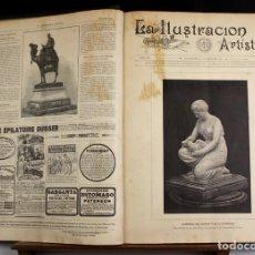 Coleccionismo de Revistas y Periódicos: 8135 - LA ILUSTRACIÓN ARTÍSTICA. VV. AA.(VER DESCRIP). IMP. DE MONTANER Y SIMÓN. 1890.. Lote 64586779