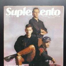 Coleccionismo de Revistas y Periódicos: REVISTA SUPLEMENTO SEMANAL Nº 155 - 14 OCT. 1990. LA UNIÓN, BEN JOHNSON, KATHLEEN TURNER.... Lote 64611971